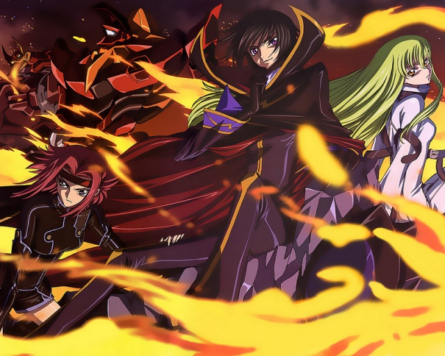 Introduction to Anime - Code Geass - action and intrigue