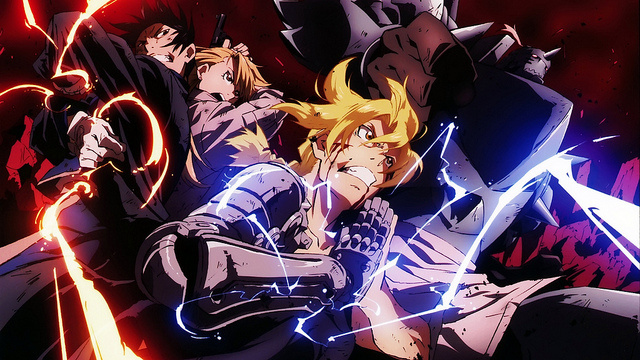 Fullmetal Alchemist Brotherhood - Introduction to Anime - Action, magic