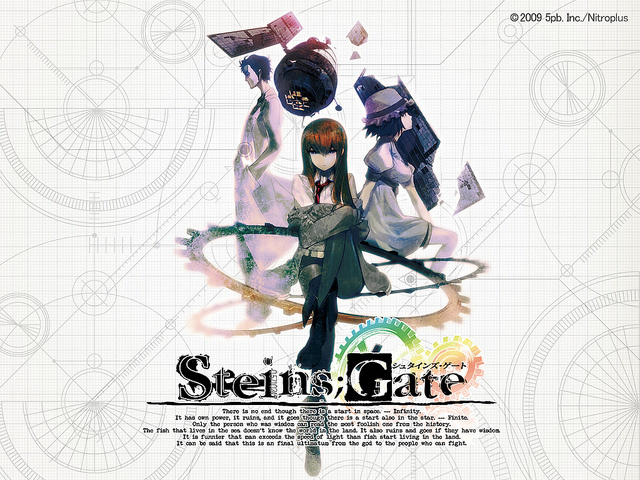 Steins;Gate Anime - Introduction to Anime - Time Travel Sci-fi thriller