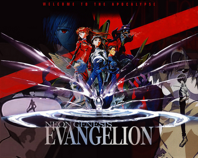 Neon Genesis Evangelion - Introduction to Anime - Psychological mystery mecha classic