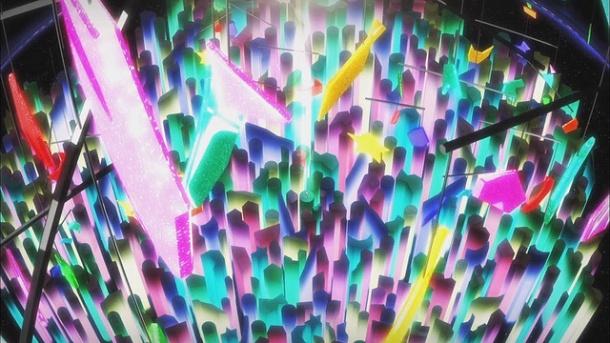 Kyousougiga / Capital Craze anime episode 6 - The Council of Three