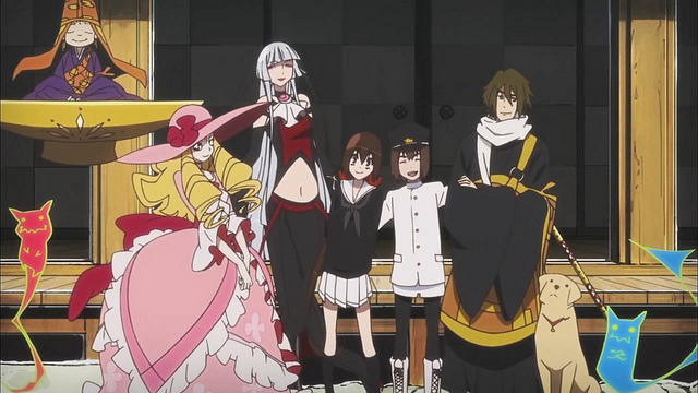 Kyousougiga / Kyousogiga / Capital Craze anime episode 10