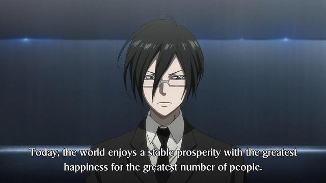 Psycho-Pass anime