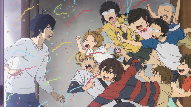 Barakamon anime