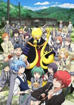 Assassination Classroom / Ansatsu Kyoushitsu anime Winter 2015