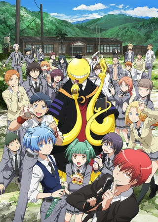 Assassination Classroom anime notes
