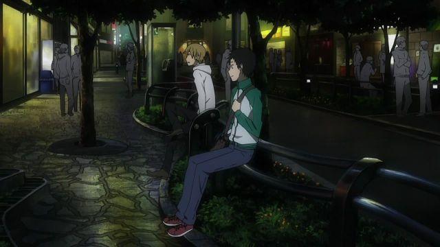 Durarara!! Anime Kida Masaomi