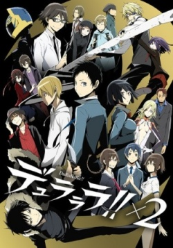 Durarara!!x2 Shou anime notes