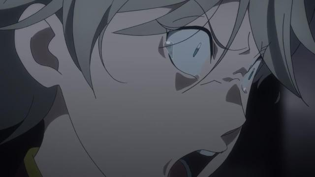 Aldnoah.Zero anime episode 12 notes - Slaine Troyard is faced with loss