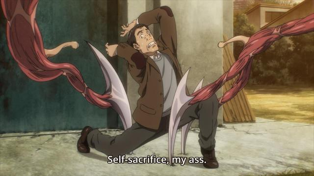 Parasyte: The Maxim / Kiseiju anime episode 14 overview
