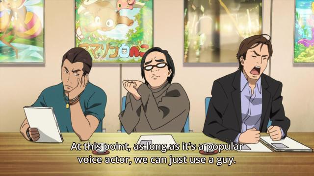 Shirobako anime episode 14 overview