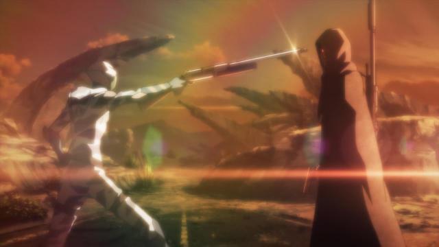 Sword Art Online II Anime - Death Gun