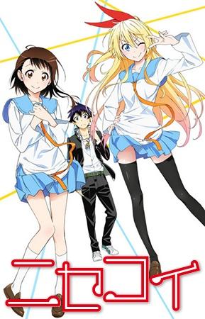 Nisekoi Anime Episode notes