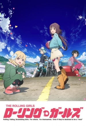 The Rolling Girls anime notes