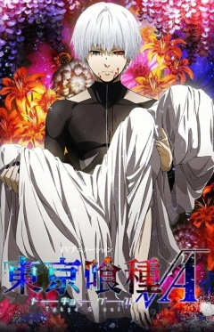 Tokyo Ghoul Root A anime Winter 2015