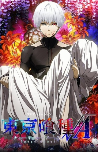 Tokyo Ghoul Root A anime notes