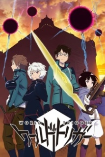 World Trigger anime Fall 2014