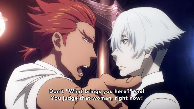 Death Parade anime episodes 3-5 overview