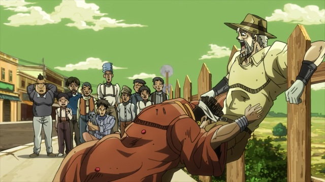 JoJo's Bizarre Adventure - Stardust Crusaders Egypt Arc anime episode 31 overview