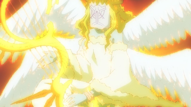Log Horizon Season 2 anime episode 20 notes - Roe 2's summon