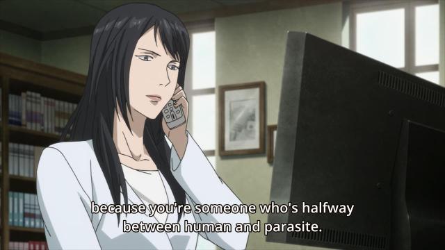 Parasyte - the maxim anime episodes 15-17 overview / kiseiju anime