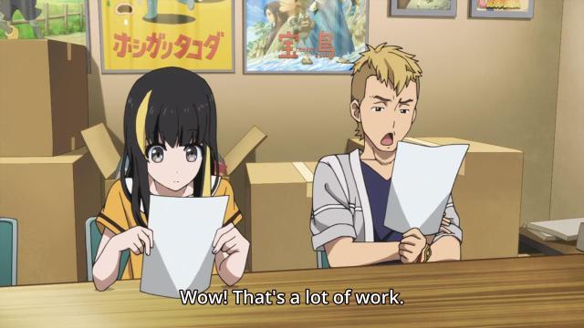 Shirobako anime episodes 15-17 overview