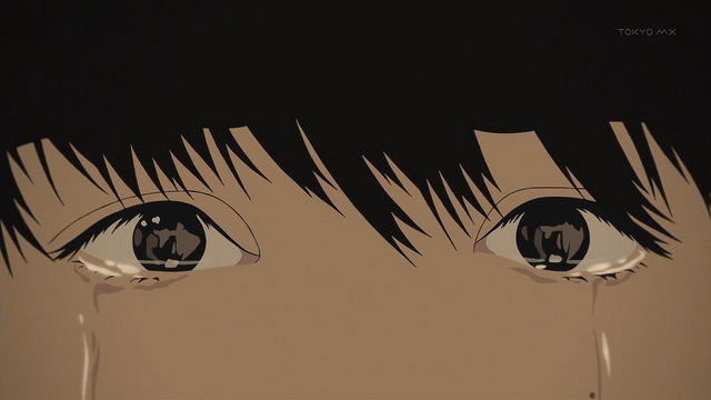 Aku no Hana / Flowers of Evil Anime Editorial - Crying Kasuga Takao