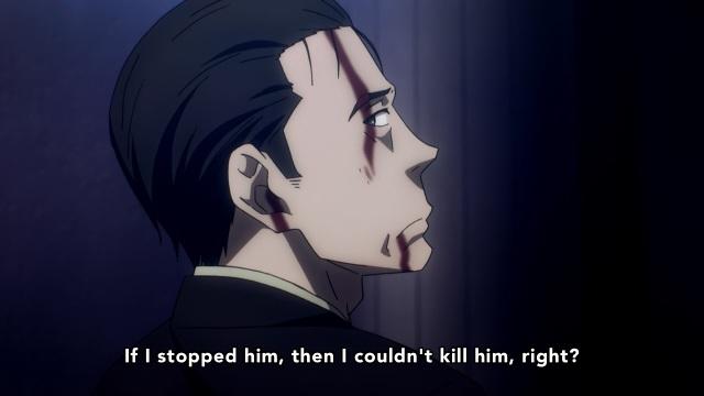 Death Parade anime episode 9 notes - Tatsumi needs victims