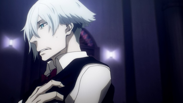 Death Parade anime episode 9 notes - Decim's emotional turmoil