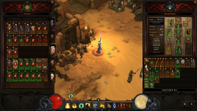 Diablo 3 4 Furnaces