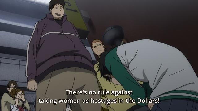 Durarara!! X2 Shou anime review - No rules