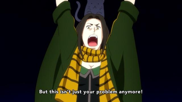 Maria the Virgin Witch / Junketsu no Maria anime episode 12 notes - Edwina chastises Maria for selfishness