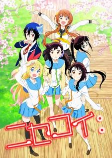 Nisekoi: 2 anime Spring 2015