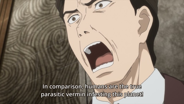 Parasyte - the maxim / Kiseiju anime episodes 20-21 overview