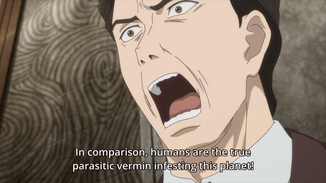 Parasyte - the maxim / Kiseiju anime episodes 20-21 overview