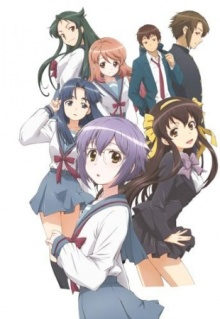 The Disappearance of Nagato Yuki-chan anime Spring 2015