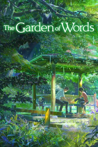 The Garden of Words / Kotonoha no Niwa by Makoto Shinkai