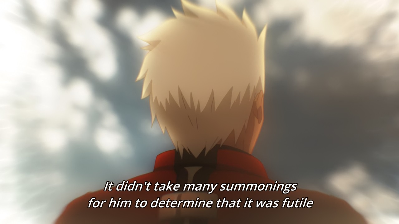 Fate Stay Night Unlimited Blade Works Episode 13 Betrayals