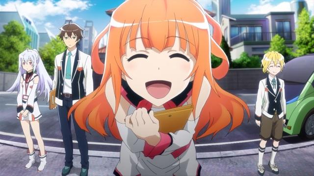 Plastic Memories episode 1 anime notes -Welcoming Michiru