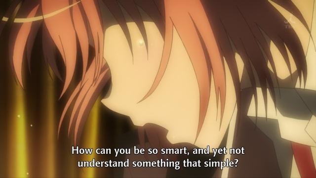 OreGairu S2 episode 2 anime notes - Yuigahama Yui hurts for Hikki