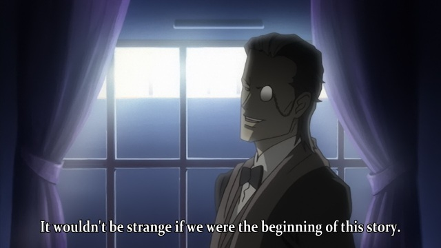 Baccano! anime review - Gustav St. Germain and the beginning of stories