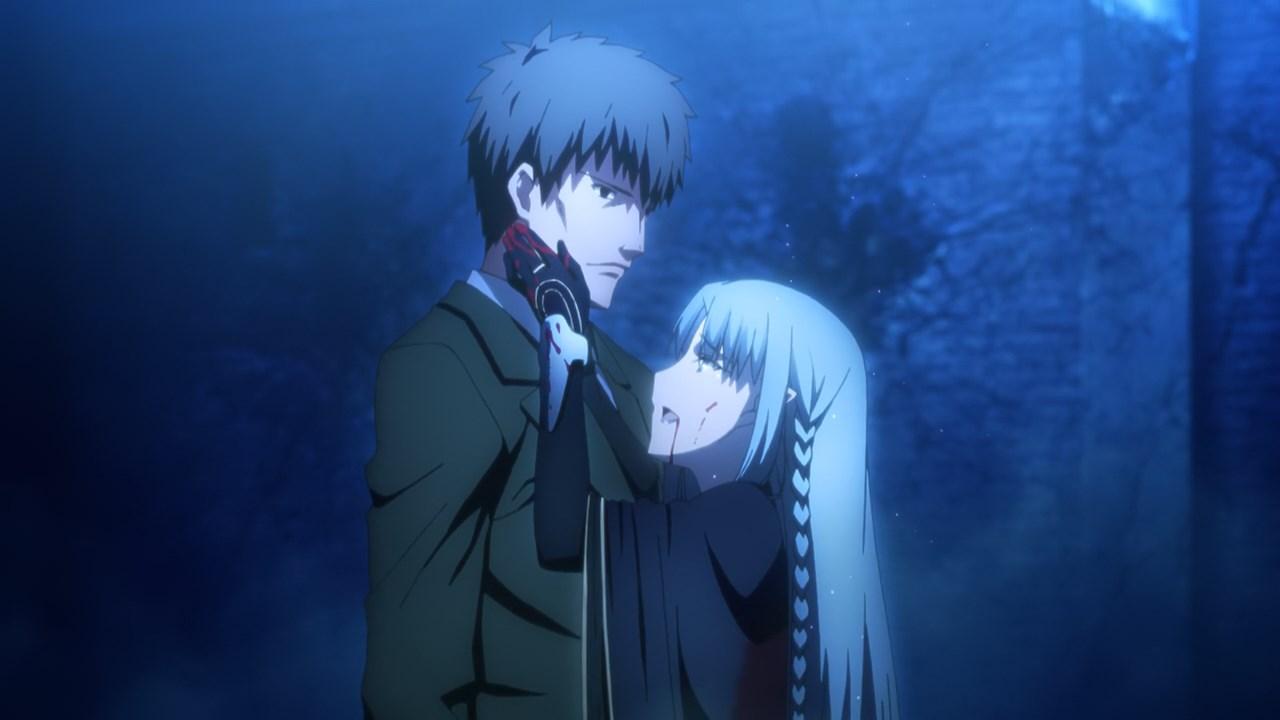 memories of phantasm ending relationship