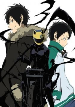 Durarara!!x2 Ten anime