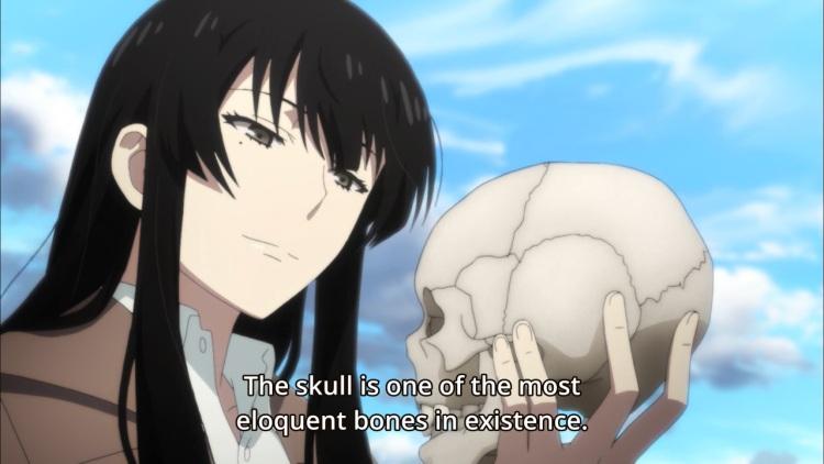 Image result for Beautiful Bones: Sakurako's Investigation