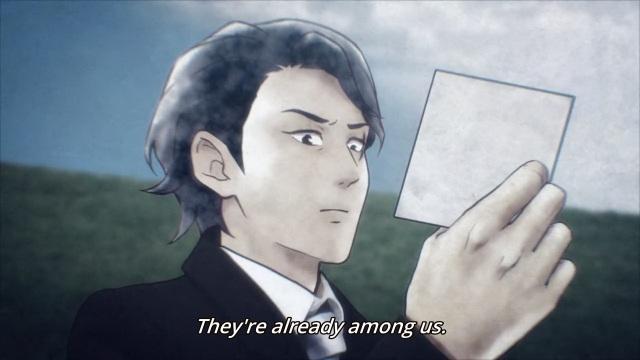 Kagewani Episode 5 - Banba Sousuke is troubled