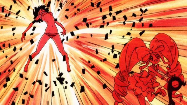 Kill la Kill Anime episode 13 - Senketsu bursts