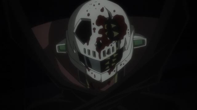 Concrete Revolutio: Choujin Gensou anime Episode 11 notes - Bloodied Phantom Sword Claude