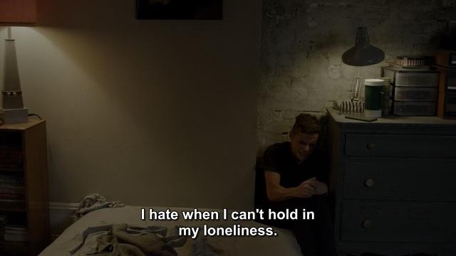 Mr. Robot Episode 1 - Elliot Alderson can't handle the loneliness.
