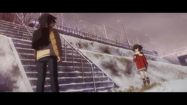 Boku dake ga Inai Machi / ERASED anime Episode 2 Notes - Fujinuma Satorou and Hinazuki Kayo