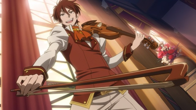 Akagami no Shirayuki Hime anime Episode 16 - Prince Raj strikes a pose